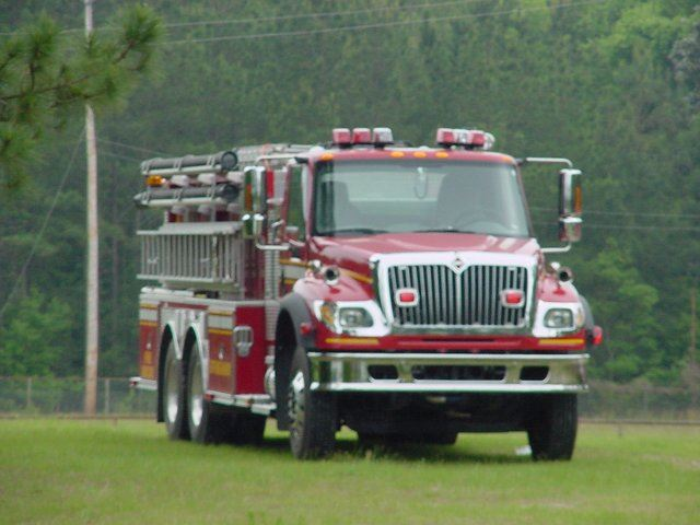 Fire and Rescue Fire Truck